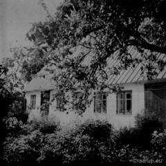 Same house, ca. 1965 (Finn Frode (DK)) Tags: house marie denmark outdoor 1965 smallholder kildebrnde strhusvej