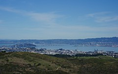 Bay Bridge (Riex) Tags: sanfrancisco california bridge landscape minolta baybridge pont paysage sfba maxxum californie amount a900 minoltaamount 28105mmf3545xi