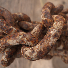 Rusty chains (Jackie & Dennis) Tags: spain murcia cartagena calblanque