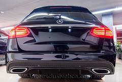 Mercedes-Benz Clase C 250 BT Estate *AMG* - S205 - 204 c.v - Negro Obsidiana Metalizado - Piel Negra (Auto Exclusive BCN) Tags: barcelona auto mercedes benz estate c negro tienda clase exclusive coches 250 familiar amg 205 avantgarde obsidiana bluetec autoexclusivebcn autoexclusive