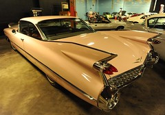 1959 Cadillac (D70) Tags: speed three hp power cadillac automatic brakes 325 v8 1959 390 lbs ohv 5252 4720 cuin