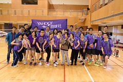 2016 Yahoo Badminton Club New Jersey (myhsu) Tags: club yahoo badminton ybc