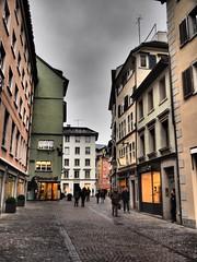 Augustinergasse, Zrich (M_Strasser) Tags: schweiz switzerland suisse zurich olympus zrich svizzera augustinergasse olympusomdem1