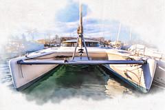Pastel 1 (Alexandre66) Tags: france port canon bateaux 66 l 5d usm f28 mkiii 2015 saintcyprien 1635mm pyreneesorientales