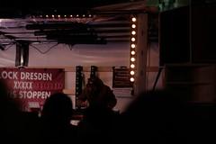 Aftershow. Deichkind auf dem Theaterplatz in Dresden