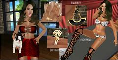 LOTD 410 (BRIGGY B. <3) Tags: beauty fashion wow am skins eva belle week miss dela wtb poses canning bens kors iaf gacha salesroom i 15} {studio