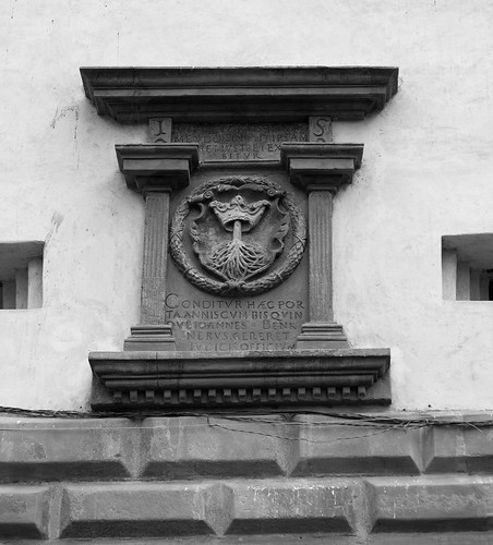 Coat of arms. Kronstadt (Brasov) ©  Andrey