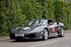 24h du Mans 2011 - Ferrari F430 Spider (Phautomobile.fr / Deux-Chevrons.com) Tags: auto car spider automobile ferrari voiture exotic coche gt supercar lemans onroad f430 supercars 430 24h ferrarif430 sportcar 24heures 24hdumans 24heuresdumans ferrari430spider