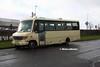 Broughan 01-D-53526, Meehan Court Portlaoise, 01-03-2016 (MidlandDeltic) Tags: bus mercedesbenz o814 01d53526