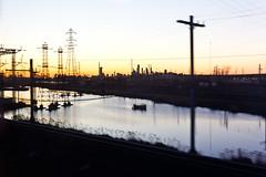 Dusk (Alejandro Ortiz III) Tags: 60d alejandroortiziii alex alexortiz allrightsreserved brooklyn canon canoneos commute digital eos lightroom lightroom3 newjersey newyork newyorkcity rahway shbnggrth dusk usa ©2016alejandroortiziii
