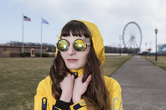 Flashed Before Her Eyes (rjseg1) Tags: portrait wheel model ferris navypier olivepark britkovskaya chicagraphy01