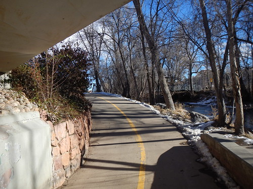 Photo - EB-view-from-within-underpass