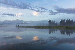 Morning Reflections at the Bend (ken.krach (kjkmep)) Tags: grandtetonnationalpark oxbowbend