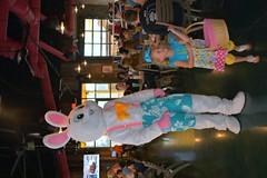Keegan Stanfill & Easter Bunny 2016-1