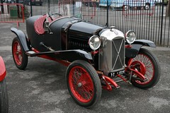 1925 Salmson Gran Sport (davocano) Tags: red brooklands yl2220