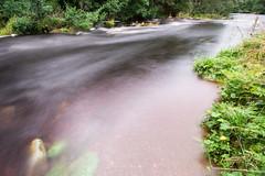 The punch line is I always swim upstream (OR_U) Tags: uk longexposure motion river flow scotland movement le oru cairngorms kdlang 2016 glenlivet riverlivet