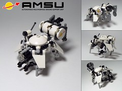 LSA AMSU (Intentor) Tags: lego space science marchikoma