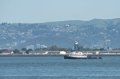 The Tug Eagle on San Francisco Bay 3-2016 (daver6sf@yahoo.com) Tags: sanfranciscobay tug portofsanfrancisco eagletug