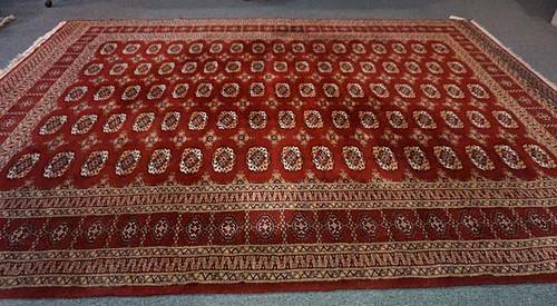 Oriental Bokara Roomsize Rug - $495.00