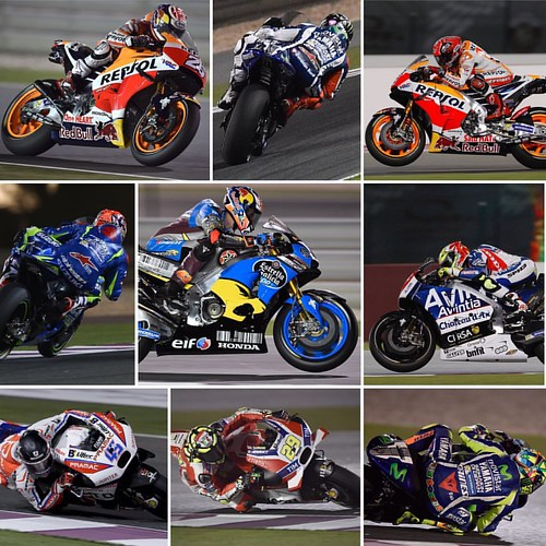 Massive #MotoGP wrap from #Qatar with times, quotes, notes and top #speed #jorgelorenzo #valentinorossi #andreaiannone #jackmiller #hectorbarbera #maverickvinales #polespargaro #danipedrosa #marcmarquez #andreadovizioso #scottredding #bradleysmith #calcru