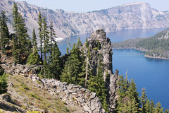 Crater Lake National Park, Oregon (nikname) Tags: cascades craterlake craterlakenationalpark cascademountainrange usanationalparks highcascades westerncascades craterlakenationalparkoregon oregonstateforests stateparkstreesusanationalforests