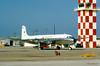 USAF, Douglas VC-118A  Liftmaster (Ron Monroe) Tags: usaf unitedstatesairforce douglasaircraft c118 dc6 liftmaster transport williamtell1972 033234 tyndallafb
