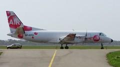 SP-KPO Saab 340A/F340A-010 SprintAir (sirgunho) Tags: airport aircraft poland ukraine kiev saab 340 sf340 340a zhulyany spkpo