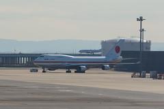 JASDF / 20-1101 / B747-400 (Torasan Photography) Tags: weather japan tokyo airport place time aircraft aviation military sunny jp transportation   daytime boeing airforce  haneda b747 hnd   tokyointernationalairport  rjtt