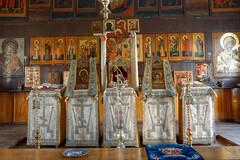 Klasztor staroobrzdowcw w Wojnowie - wntrze (jacekbia) Tags: church canon mazury religion poland polska indoor monastery hdr koci religia wntrze klasztor wojnowo starowiercy filiponi