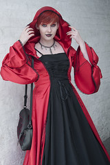 PHOTOGRAPHY BY PAT LYTTLE (jpassionpat) Tags: uk fashion pat gothic goth patrick whitby british goths subculture lyttle
