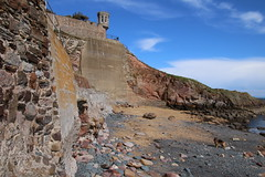 2016 - 26.4.16 Crail (25) (marie137) Tags: road new bridge sea sky beach dogs animals st landscape boats town sand crossing village harbour forth queensferry crail monans geman