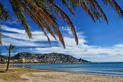 ESPANHA - Roses (Infinita Highway!) Tags: trip travel sea roses sky costa praia mar spain espanha europa europe playa viagem catalunya brava catalunia infinitahighway