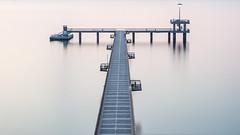 quiet (dobromir.dimitrov) Tags: longexposure sea pier seaside smooth le