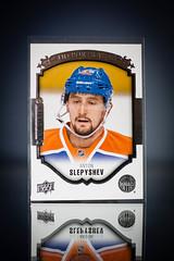 Anton Slepyshev UD Portraits (cdn_jets_cards) Tags: hockey cards anton hl upperdeck p82 nhlpa slepyshev