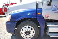 2008 Freightliner Cascadia Semi Truck Inspection - Forrest City, AR 015 (TDTSTL) Tags: truck inspection semi 2008 semitruck cascadia freightliner forrestcityar