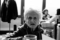 Grandmother (Nicol Bernardi) Tags: portrait blakandwhite grandmother