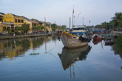 Hoi An Ancient Town (suesuekhoo) Tags: landscape ship photographers vietnam flick travelers danang photooftheday nikkon flickrunitedaward suesuekhoo