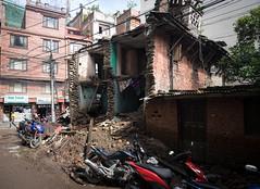 DSC02104 (Sepist) Tags: nepal earthquake kathmandu damaged collapsed phenomena centralregion