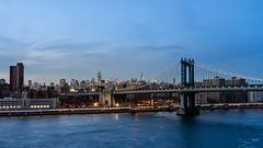 manhatten-view (maki13371) Tags: new york bridge usa ny cityscape view sony manhatten
