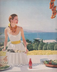 Hunt's 1956 (moogirl2) Tags: vintage ketchup retro 50s 1956 hunts vintageads vintagefashion 50sfashion