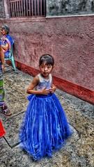 HDR using Mobile - Shryyasha Marichu (sunokie) Tags: mobile person child princess philippines hdr nokie casido sheryyasha