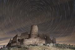 Startrails (Luis R.C.) Tags: nikon viajes toledo nocturnas startrails castillos d610 circumpolar almonacid