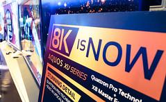 Sharp Philippines AQUOS XU  (4 of 19) (Rodel Flordeliz) Tags: philippines shangrila sharp remotecontrol smarttv aqous androidtv touchremote 8kresolution aqousxuseries