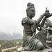 Big Buddha Lantau Hong Kong-17