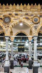 Al Ka'aba (Faisal Bin Zarah) Tags: people muslim islam prayer saudi saudiarabia mecca masjid makka masjidalharam holymosque