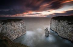 Breil Newk (Dave Holder (back soon)) Tags: uk longexposure seascape sunrise eastyorkshire flamborough bempton leefilters leebigstopper brielnewk