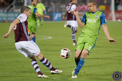 Colorado Rapids v Seattle Sounders 23Apr2016-0874 (Corbin Elliott Photography) Tags: sam soccer alonso mls cronin osvaldo seattlesounders coloradorapids