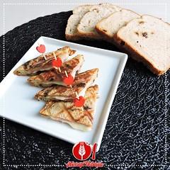 Rabanada de Presunto e Queijo (Almanaque Culinrio) Tags: food recipe comida gastronomia culinria receita