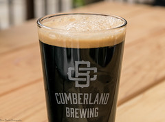 Om nom nom. (inBurble) Tags: beer bc yumyum cumberland stout omnomnom cumberlandbrewingcompany