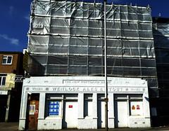 New Portland Arms (Draopsnai) Tags: pub oval lambeth wandsworthroad lostpub closeddownpub newportlandarms shutdownpub